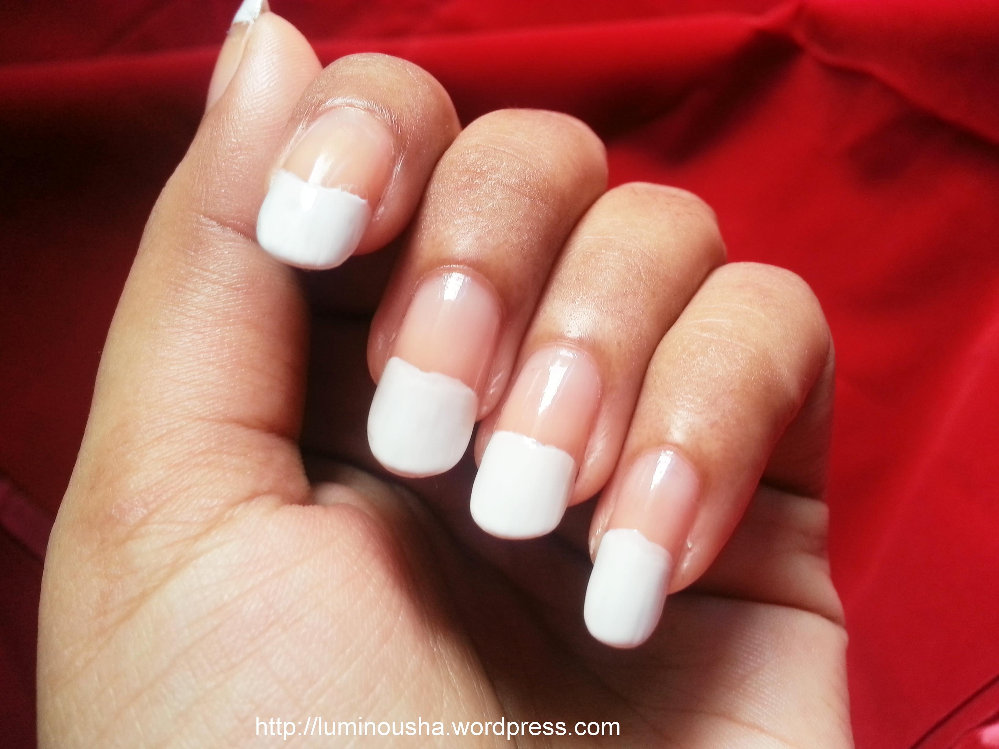 White Nail Polish – Luminousha Blog